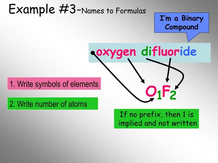 Example #3-