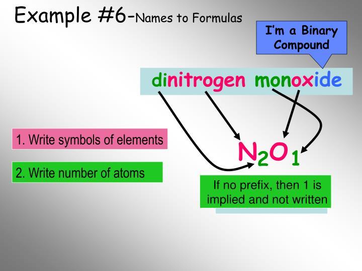 Example #6-
