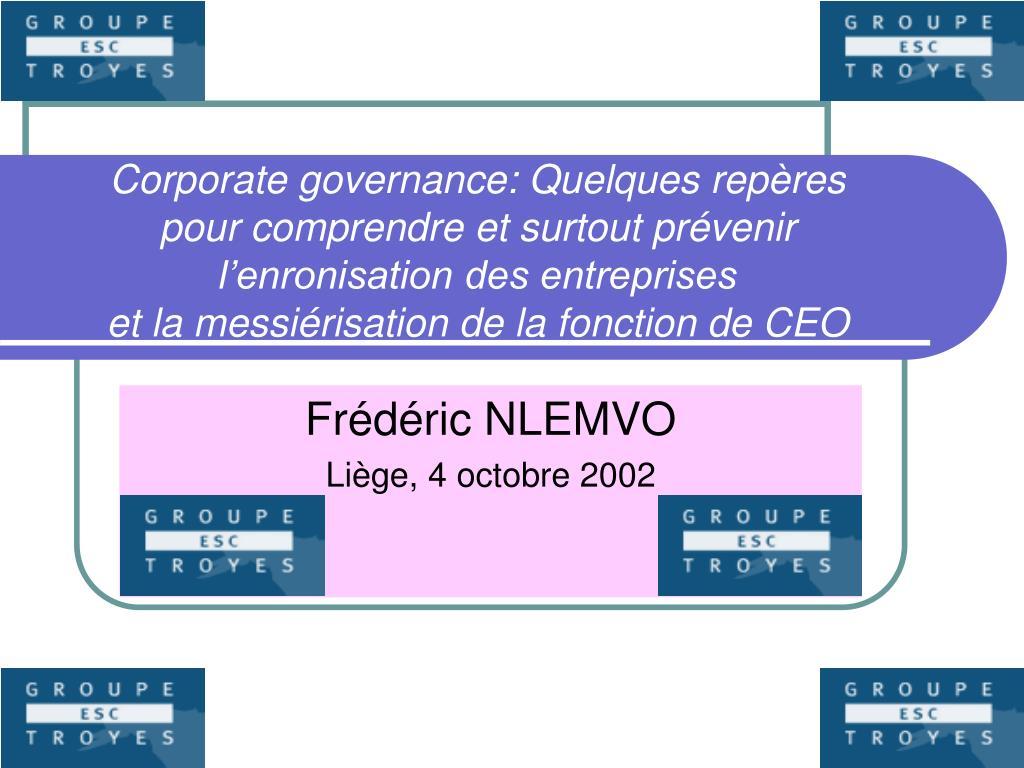 fr d ric nlemvo li ge 4 octobre 2002 l.