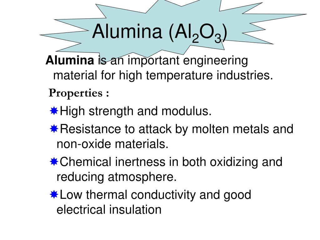 Alumina (Al
