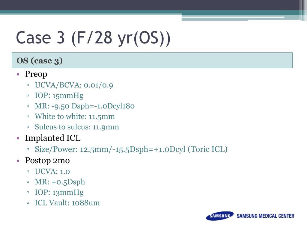 Case 3 (F/28 yr(OS))