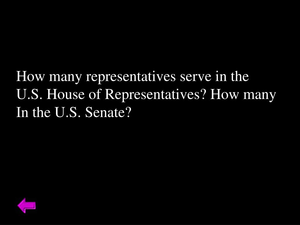 How many representatives serve in the