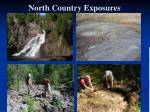 north country exposures