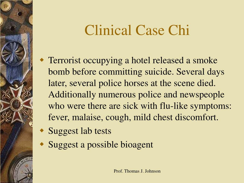 Clinical Case Chi