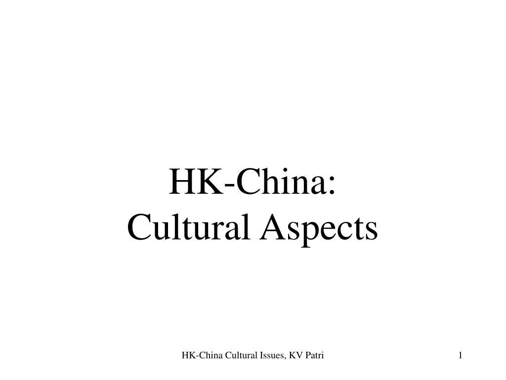 HK-China: