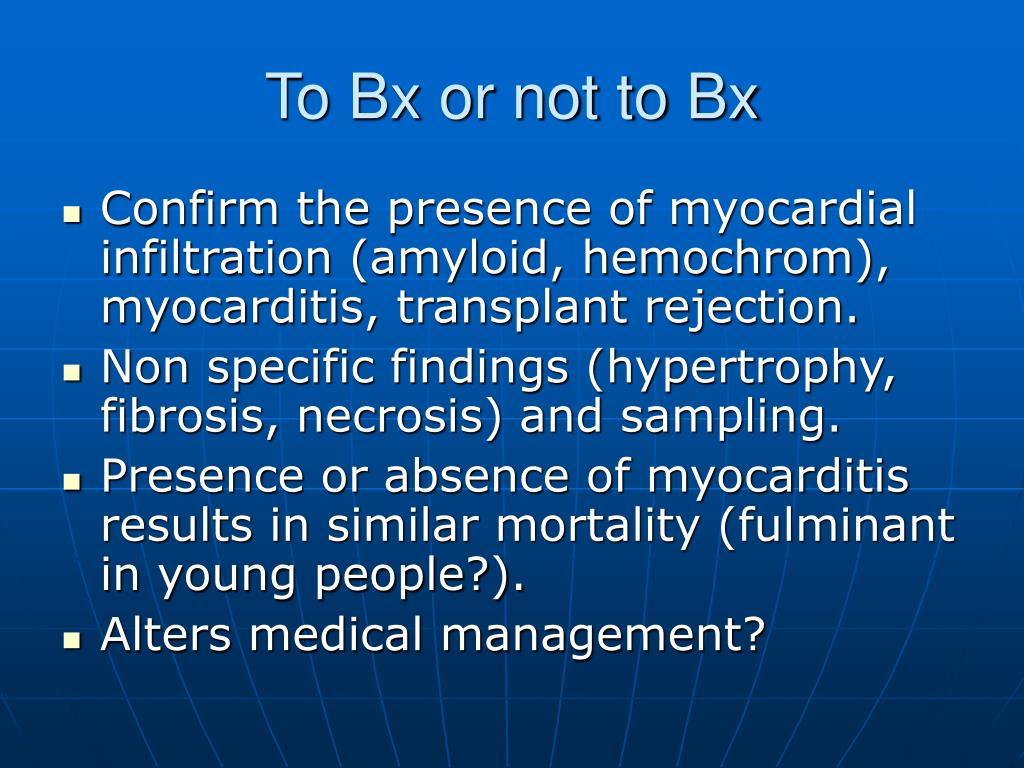 To Bx or not to Bx