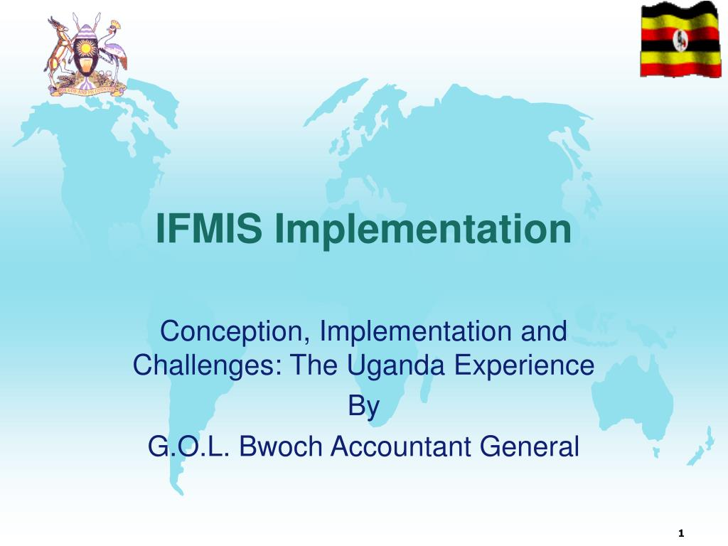 ifmis implementation l.