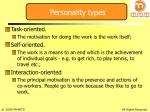 personality types8