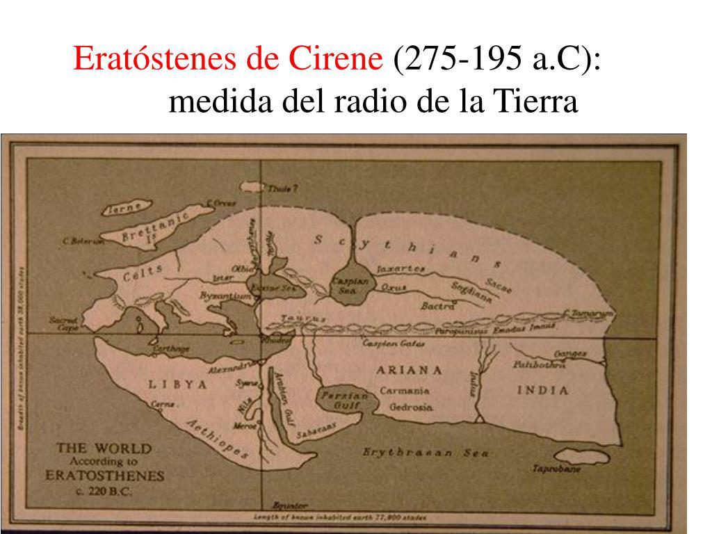 Eratóstenes de Cirene