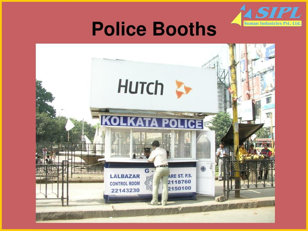 Police Booths