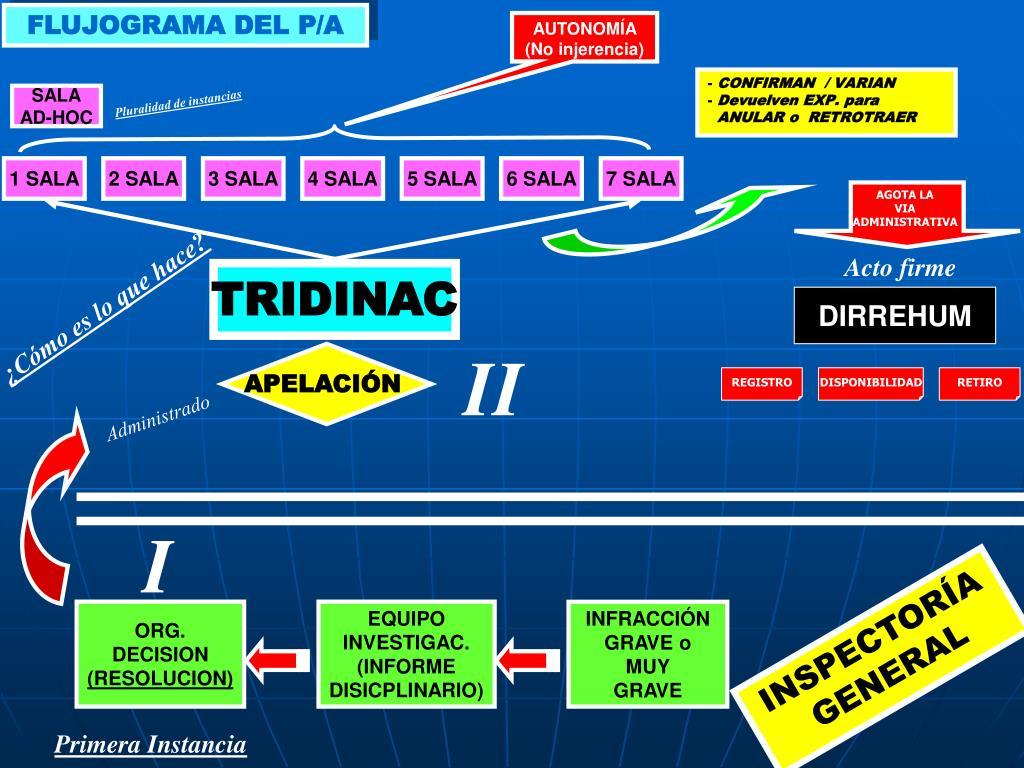 FLUJOGRAMA DEL P/A