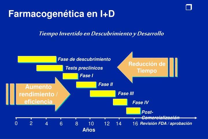 Farmacogen tica en i d
