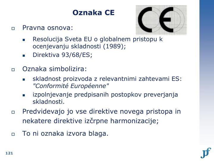 Oznaka CE