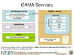 gama services