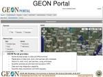 geon portal