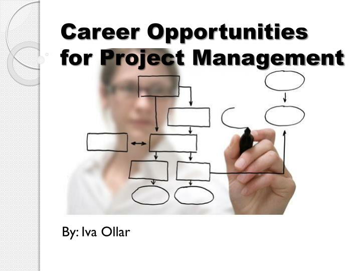 career opportunities for project management n.