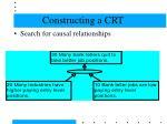 constructing a crt24