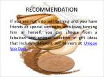 recommendation13