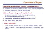 overview of paper