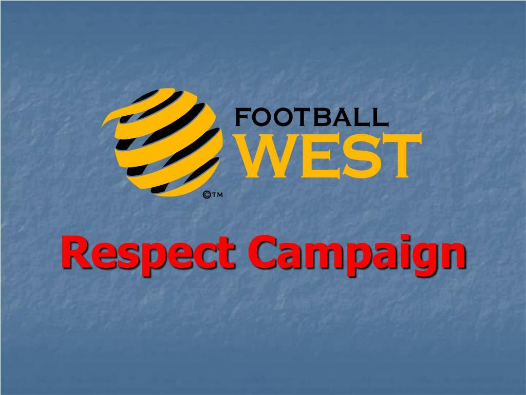 respect campaign l.