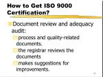 how to get iso 9000 certification52