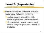 level 2 repeatable91