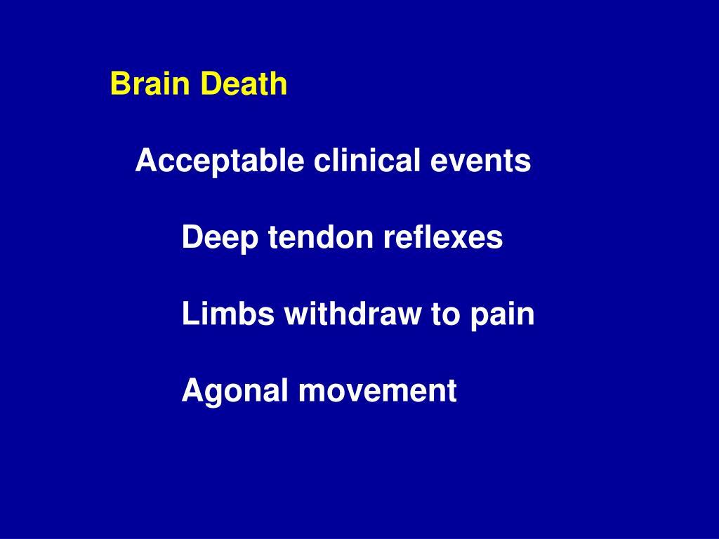 Brain Death