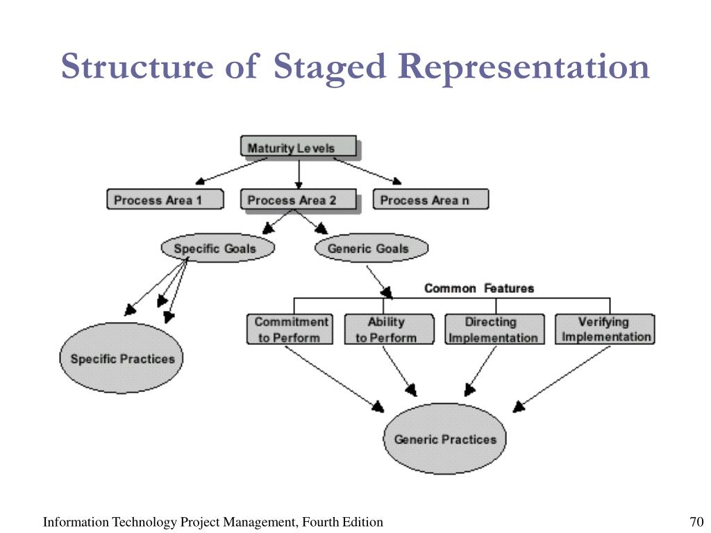 Structure of Staged Representation
