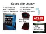 space war legacy