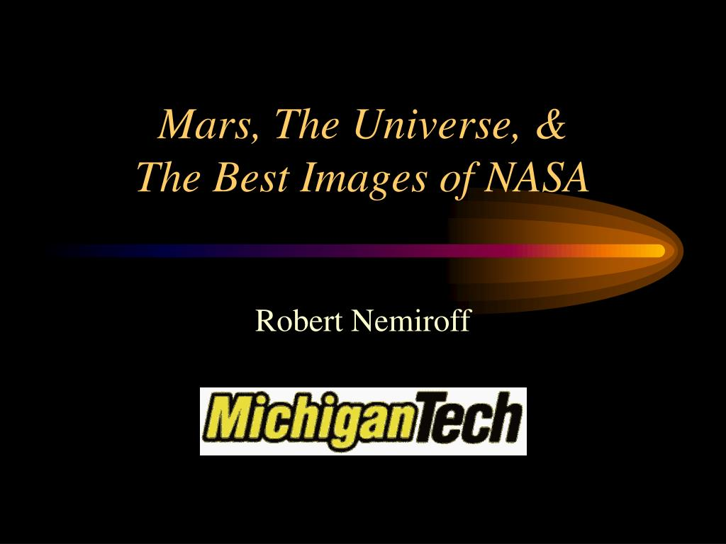 mars the universe the best images of nasa l.