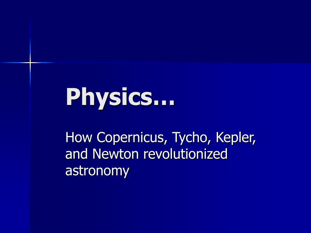 physics l.