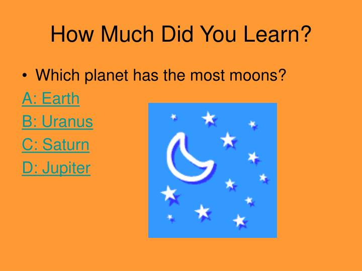 how much moons does jupiter have answers - photo #39