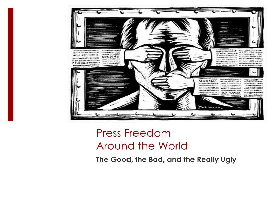 press freedom around the world l.