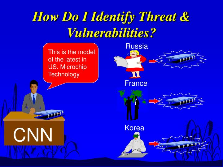 how to identify threats and vulnerabilities Strategies to protect against network security vulnerabilities  the tactics you use to identify and repair the vulnerabilities must be scalable and repeatable.
