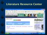 literature resource center24