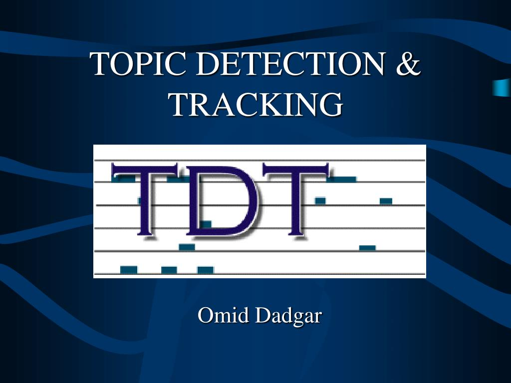 topic detection tracking l.
