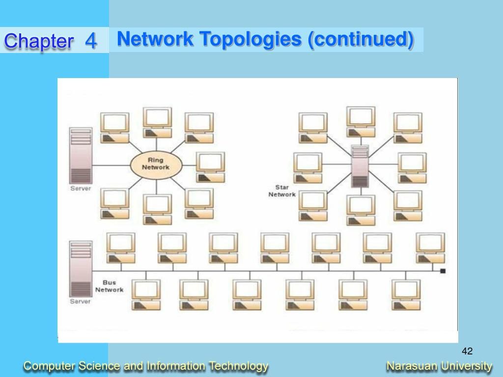 Network Topologies (continued)