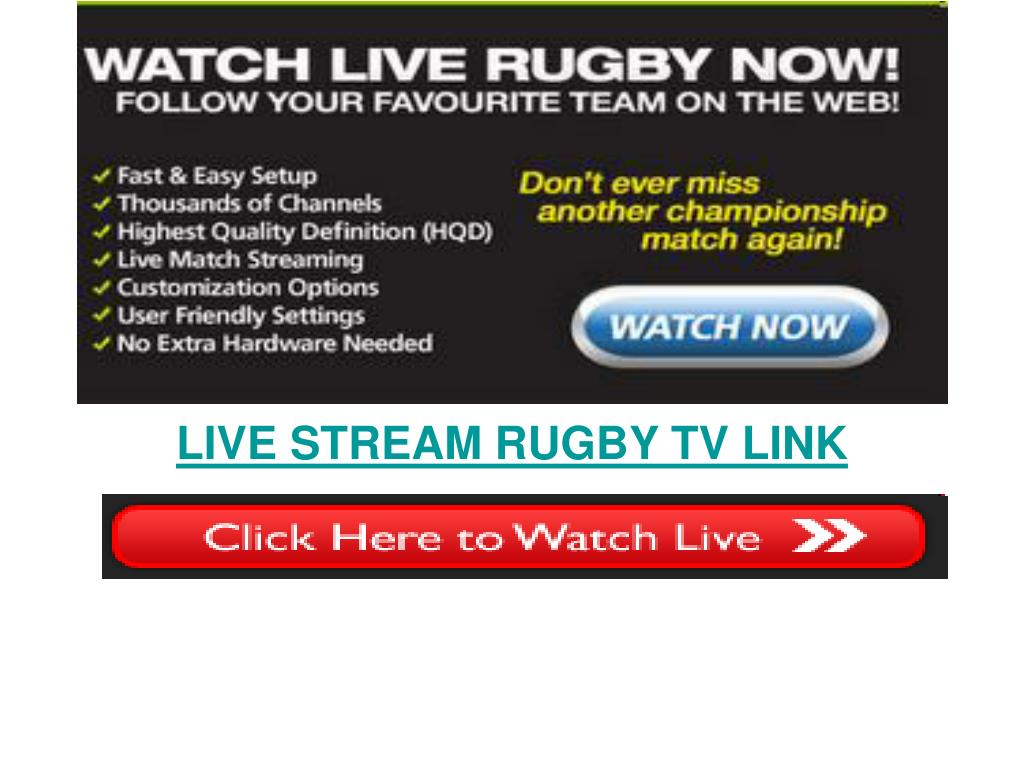 live stream rugby tv link l.