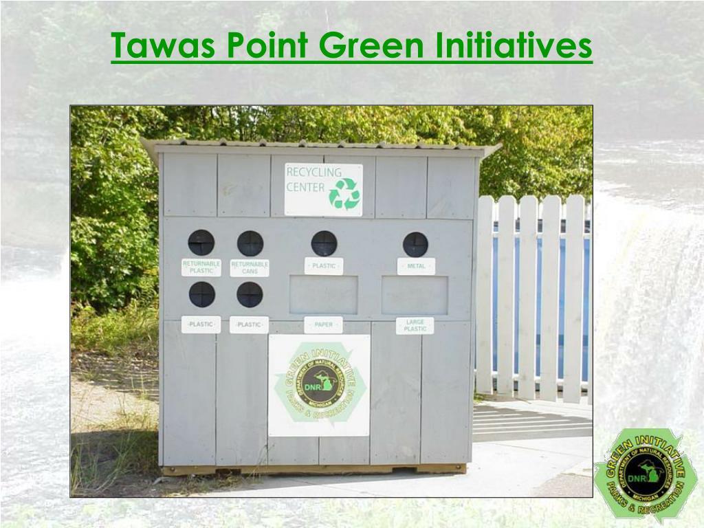 tawas point green initiatives l.