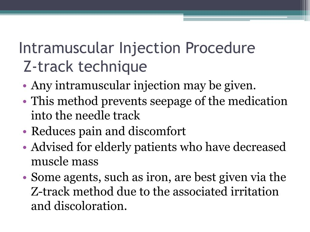 PPT - Preparing Medications for Administration by Injection