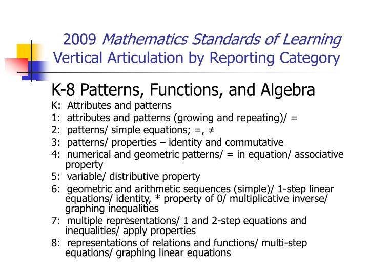 mathematical patterns and relations Generating patterns & identifying relationships home  by subject  algebra  patterns & identifying relationships numerical patterns are like coded rules that you discover and apply to make number sequencesnumber sequences are lists of numbers that follow a pattern.