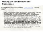 walking the talk ethics versus competence15
