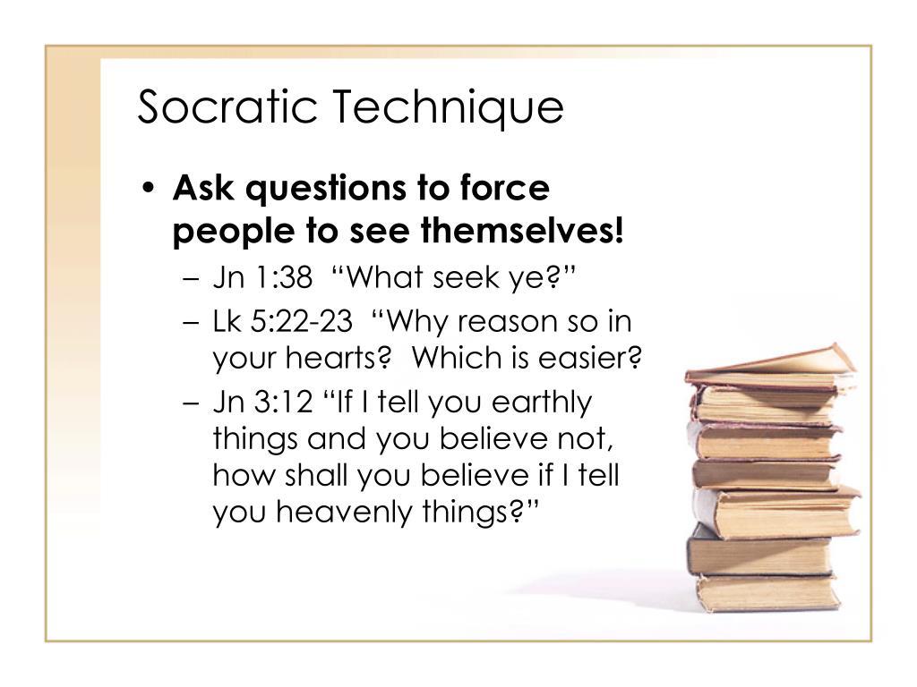 Socratic Technique