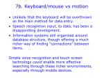 7b keyboard mouse vs motion