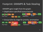 footprint gramps task stealing49