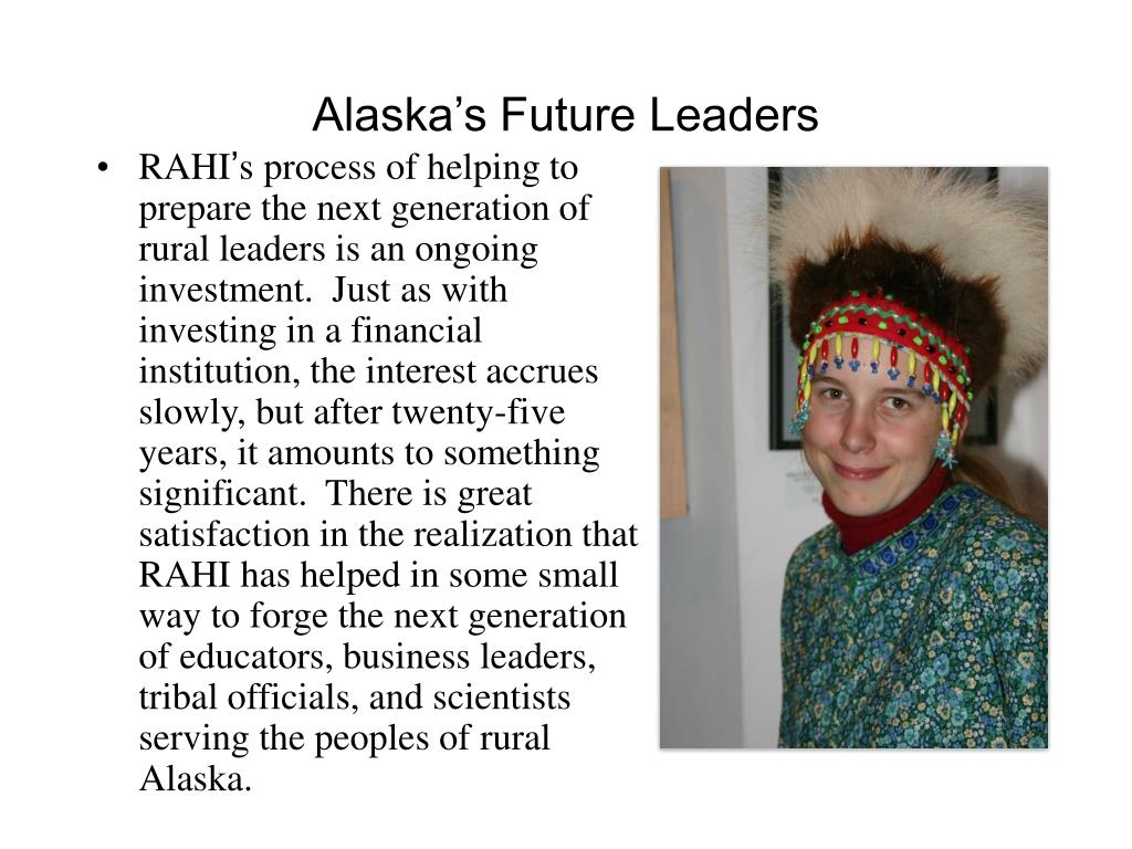 Alaska's Future Leaders