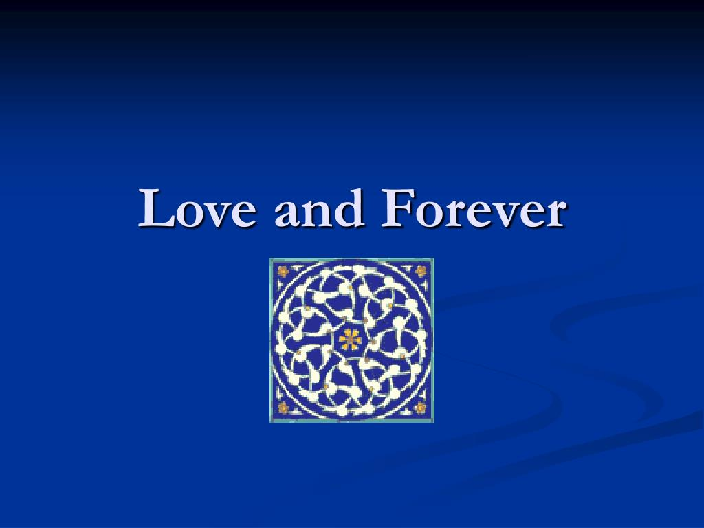 love and forever l.