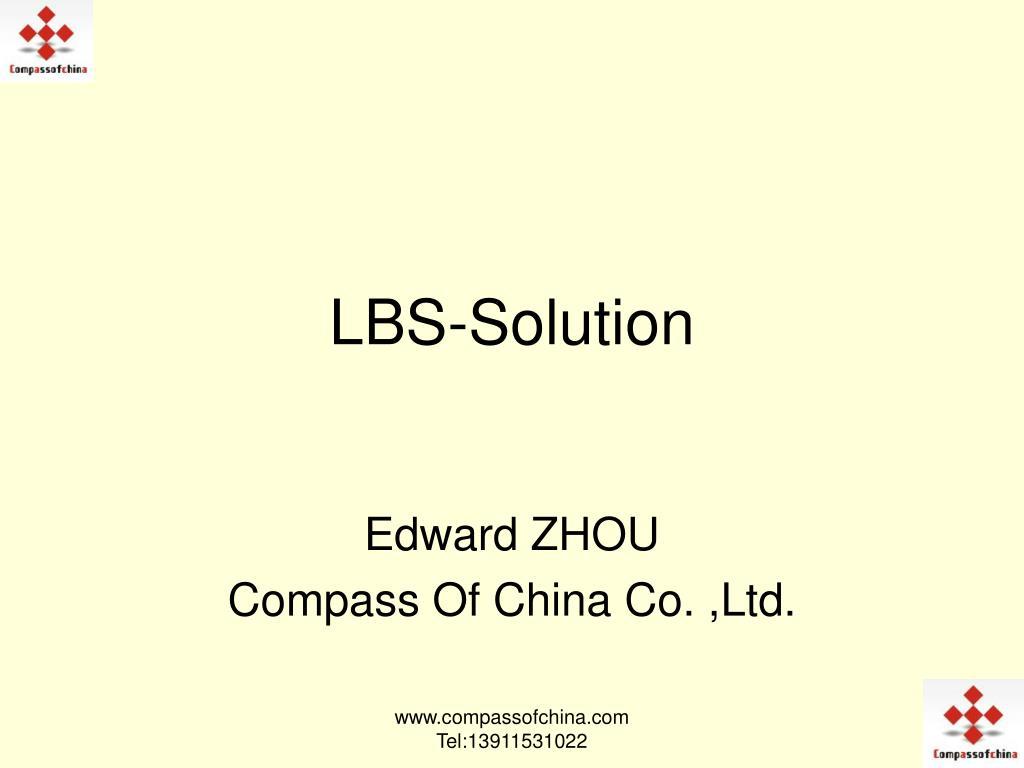 lbs solution l.