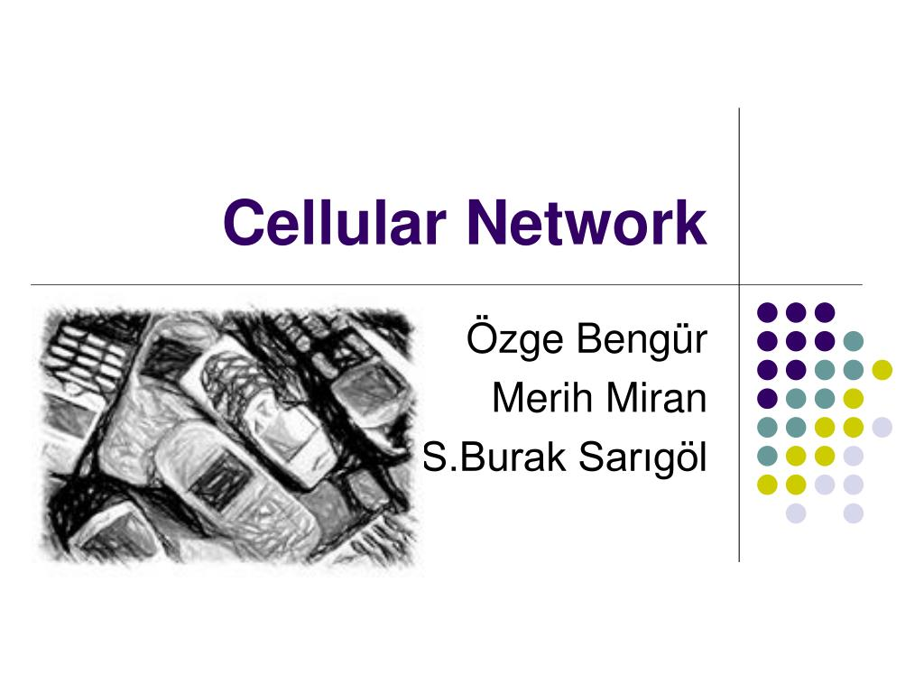 cellular network l.