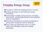 freeplay energy group